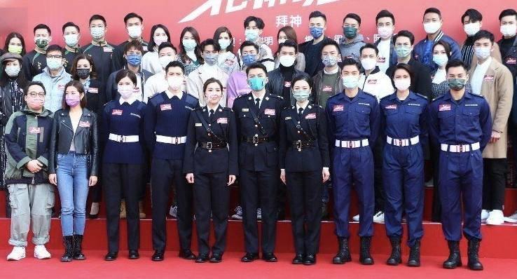 TVB花旦黄智雯自认新剧与袁伟豪亲密戏少,拍摄时幻想与对方共浴