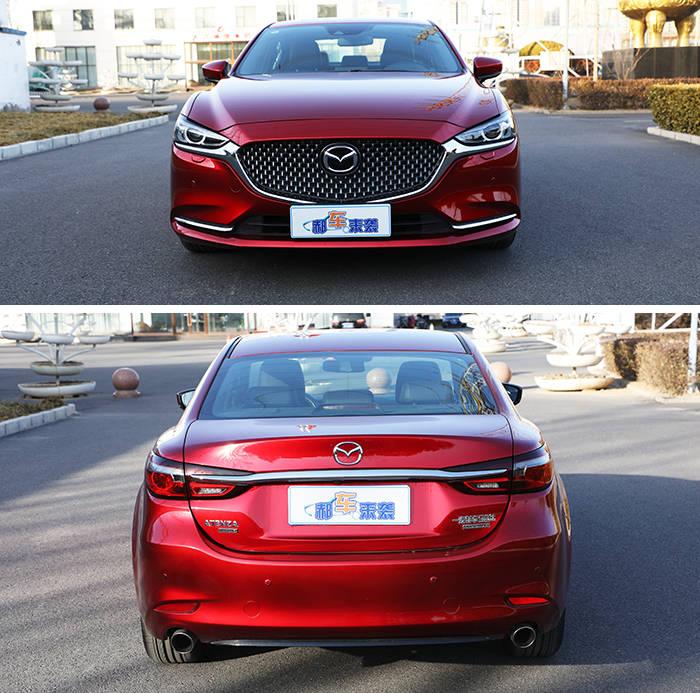 新车最大优惠42000,最低只要154800。马自达阿特兹值得买吗?