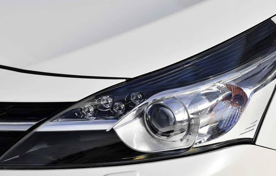 原装丰田全新旅行车亮相!标准2.0L柴油机,170马力起,7座