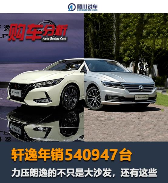 冠军和亚军大赛揭开了540,947台年销量的秘密。买Sylphy的家用车就够了