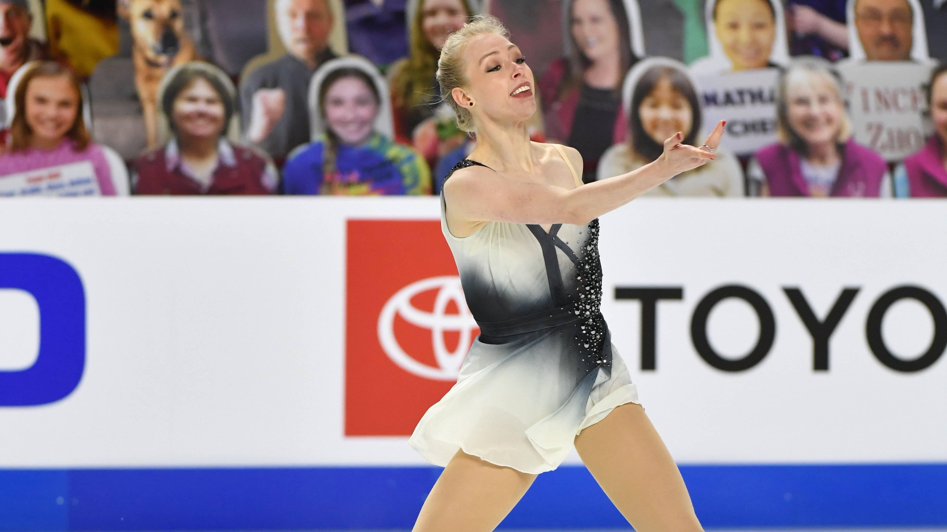 花滑全美锦标赛女单谭内尔超高分夺冠 刘美贤崩盘列第四