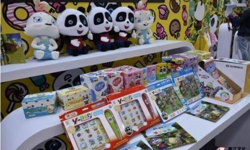 中国动漫衍生品产业怎样才能做大做强?_开发