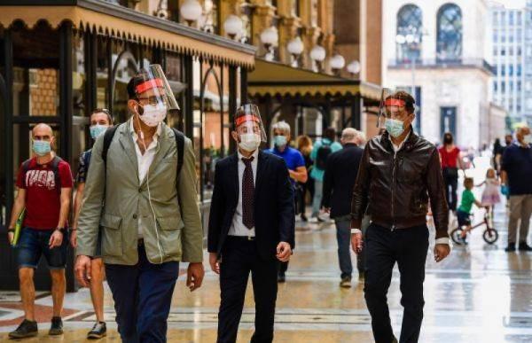 意面、古驰重回购物清单 解封后意大利尝试恢复常态_中欧新闻_欧洲中文网