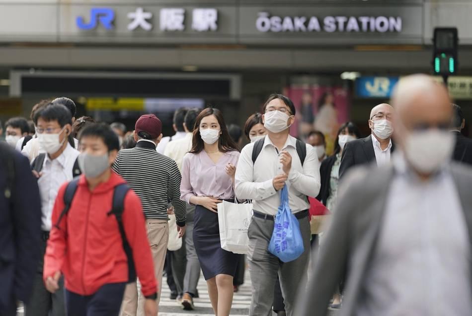 """日本东京都将公布各行业解禁""""路线图"""",6月起"""