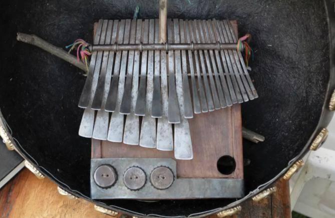 有心了!谷歌以津巴布韋民族樂器Mbira的互動涂鴉來慶祝該國的文化周