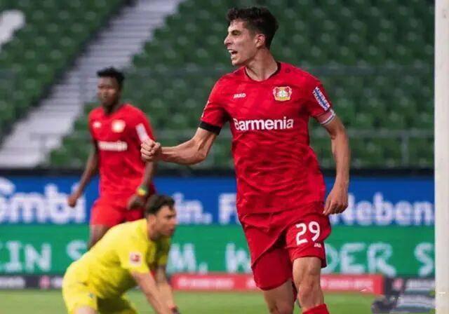 哈弗茨本赛季德甲表现出色,下赛季持续留在勒沃库森还是转投拜仁