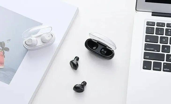 无线蓝牙耳机入门款,媲美Airpots,价格却不足百元!