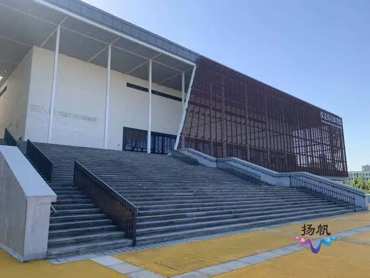 """扬州这座综合体育场馆正式开放,它曾摘得欧洲设计""""奥斯卡"""""""