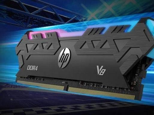 惠普高端V8RGB内存现身,源于国内生产