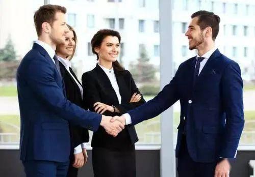 与顾客保持良好的关系是离下订单更近一步