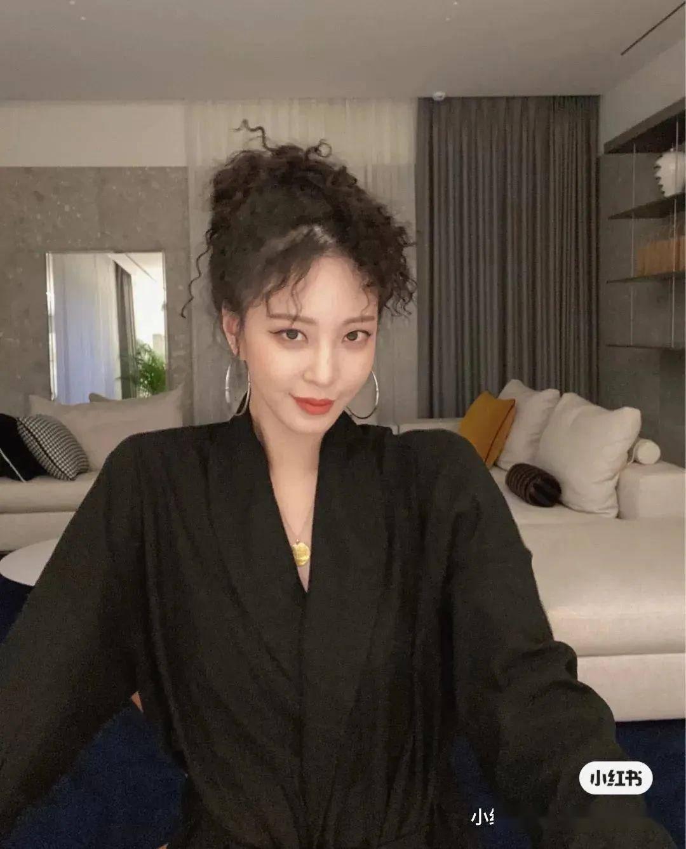38岁大漂亮韩艺瑟,该美就美的劲儿让我以为她18!