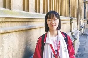原創高考總分725分、語文146分的唐楚玥談語文學習經驗