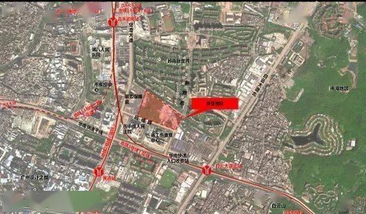 广州电脑维修_定了!白云又一地块规划出炉,在嘉禾望岗建互联网产业园