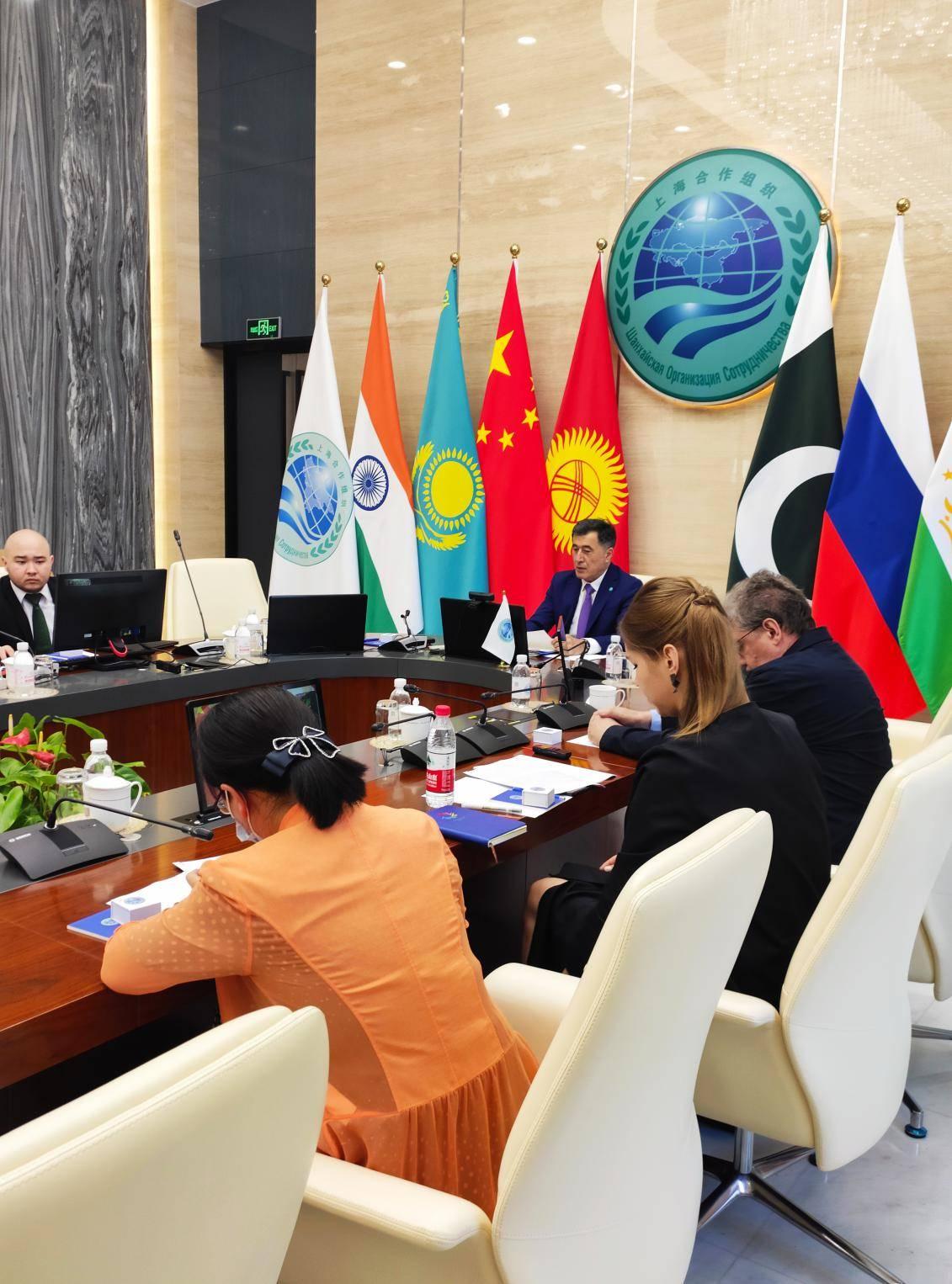 上合秘书长:上合成员国守望相助合作抗疫各国