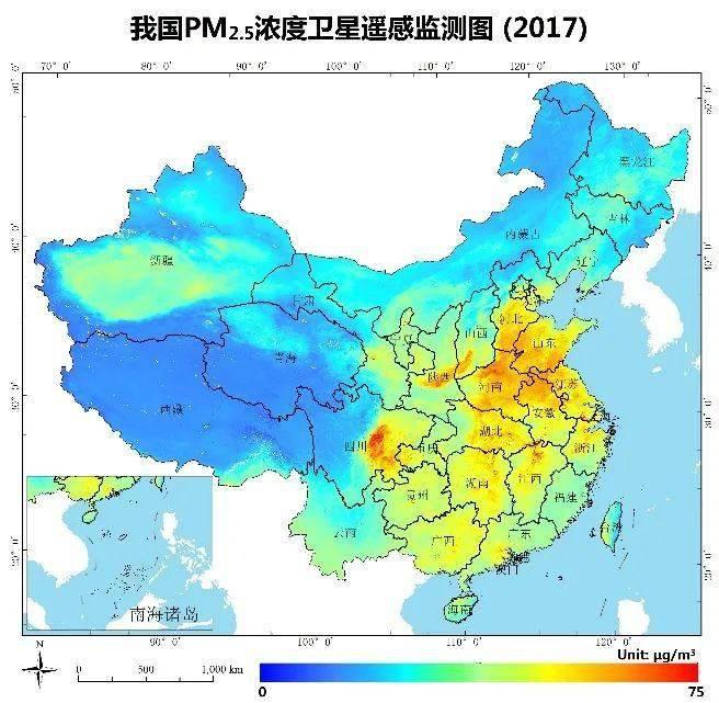 相比开始实施新标准的2013年,2017年全国二氧化硫,pm10和pm2.图片