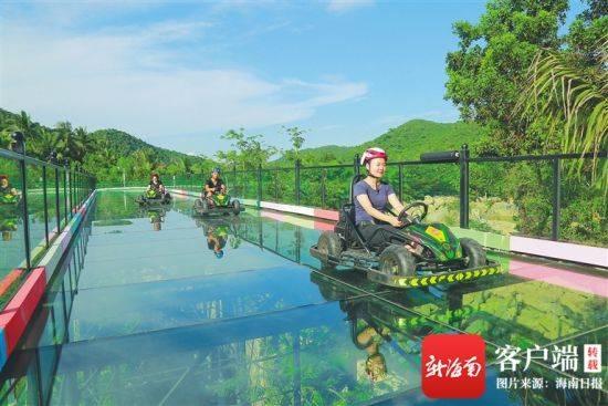 海南旅游育新机:本土企业求新求变业界巨头抢滩