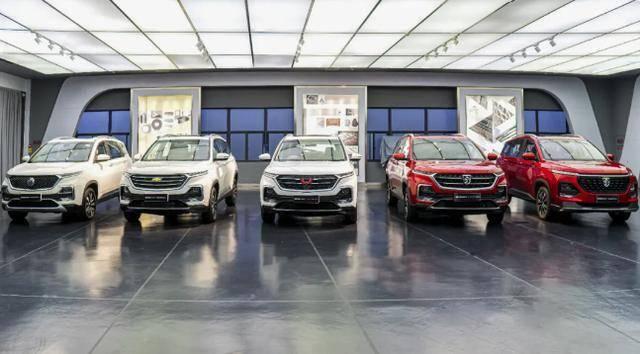 五菱在印度成名,每卖2辆中型SUV,就有一
