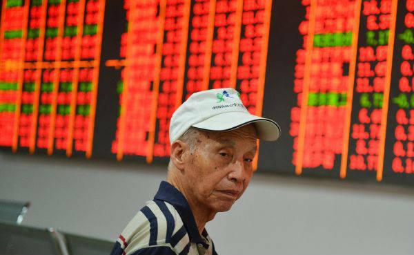 外媒报道:中国股指步入正区间振奋市场