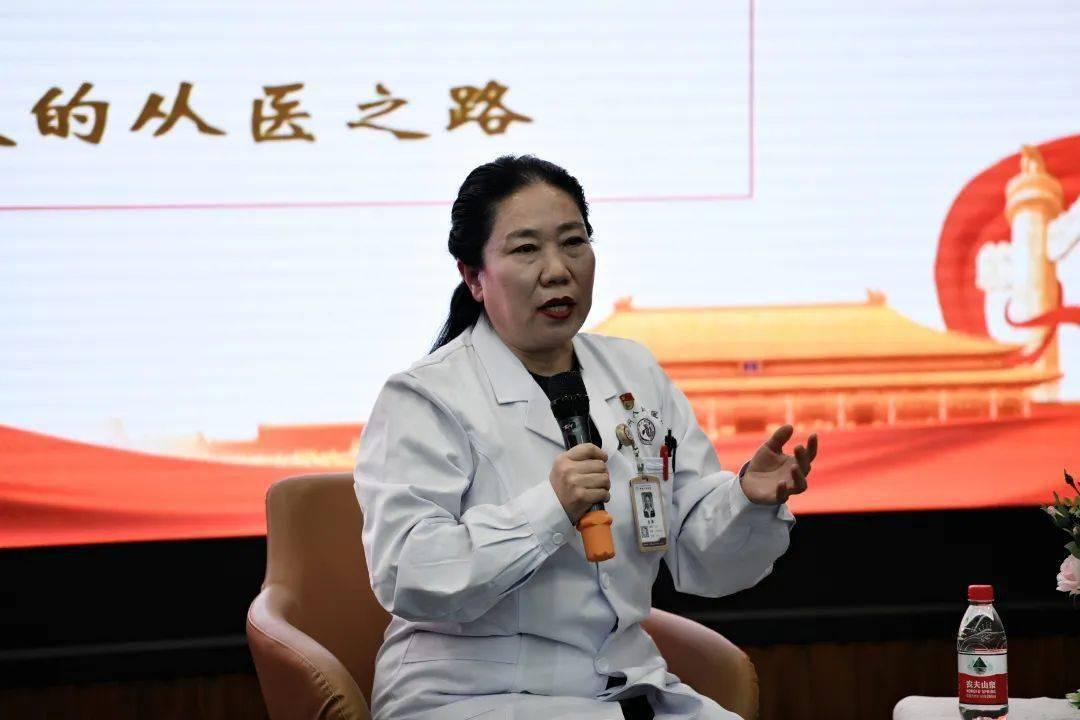 """慧说郑医丨乳腺外科主任刘薇的""""三高"""""""