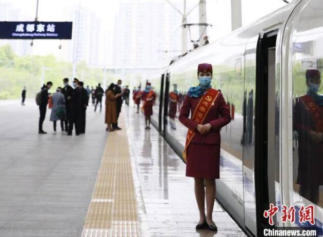 2020年端午小长假川渝黔日均加开旅客列车97列