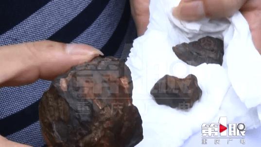 八万元一块的陨石 真能包治百病?