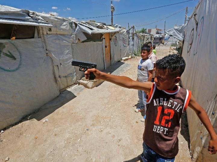 中国代表呼吁国际社会携手保护武装冲突中的儿童