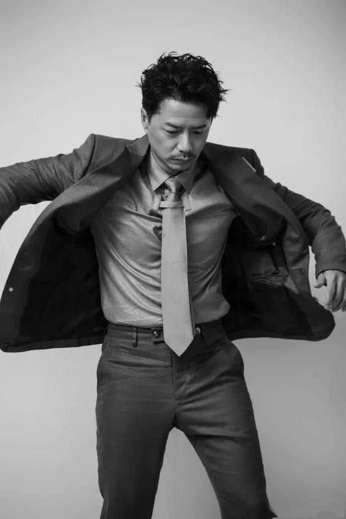 有一种帅叫段奕宏,荷尔蒙爆表的他有几个人顶得住? 动作教学 第32张