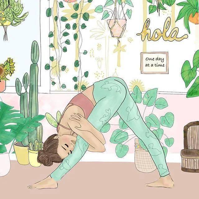 那些年因为练瑜伽而错过的事……_生活 高级健身 第9张