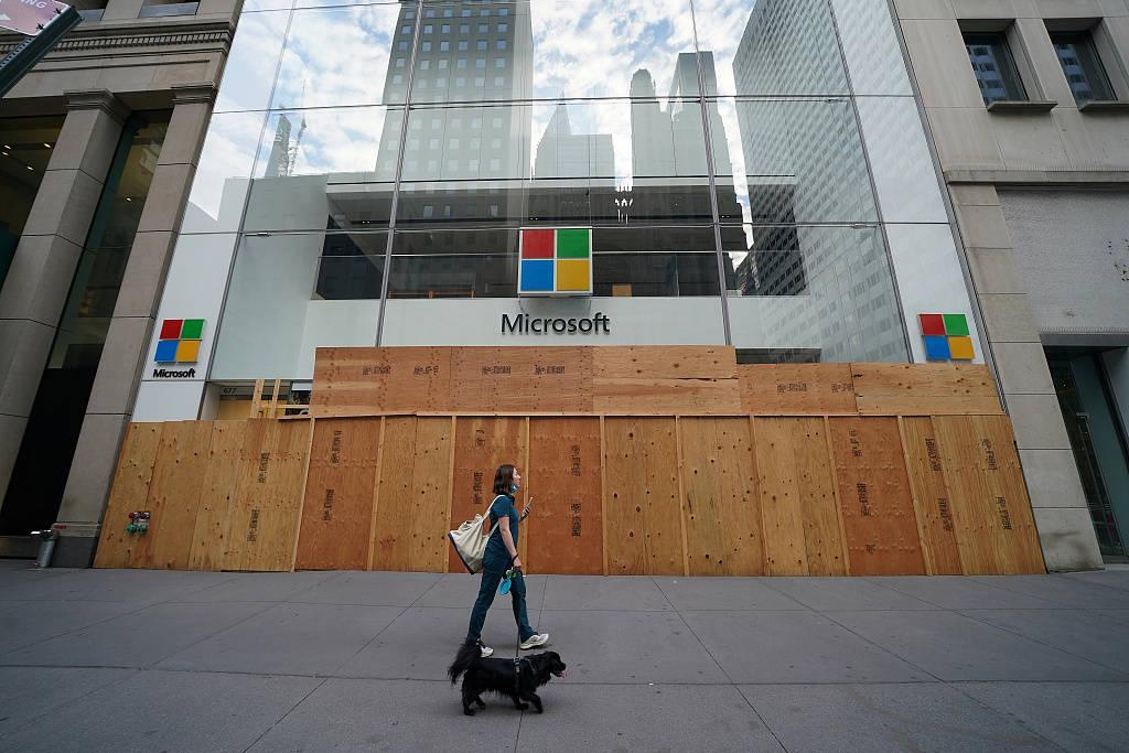 微软永久关闭直营店背后:硬件存在感本薄弱,放弃与苹果掰手腕