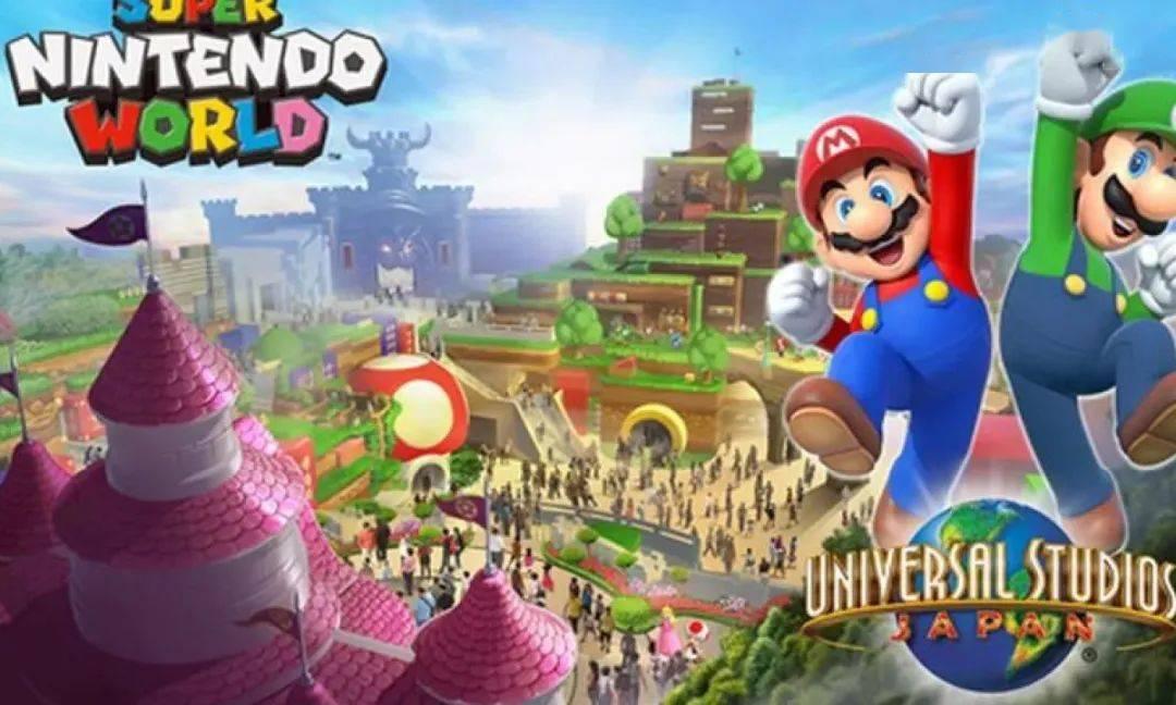 超级任天堂世界乐园宣布延期开业|零派.讯