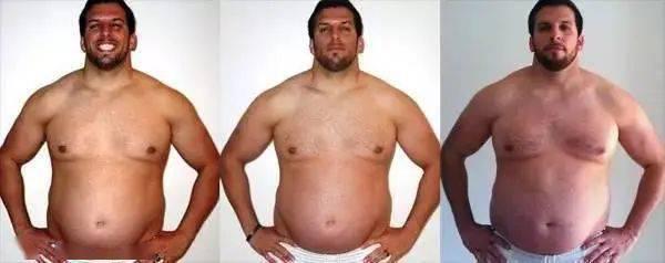 从肌肉男到死胖子,再从死胖子到肌肉男!看完你就知道减肥有多难了! 中级健身 第19张