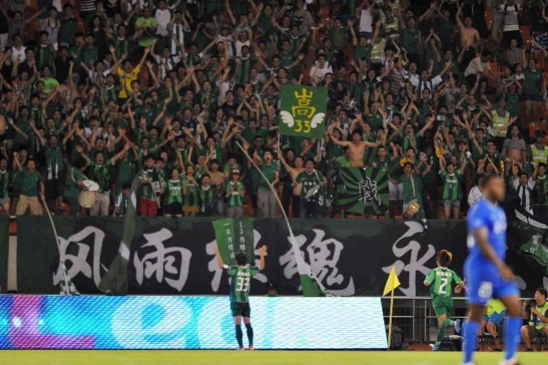 中国顶级联赛出场第一人汪嵩:现在足球的社会地位没以前高了 国际新闻 第4张