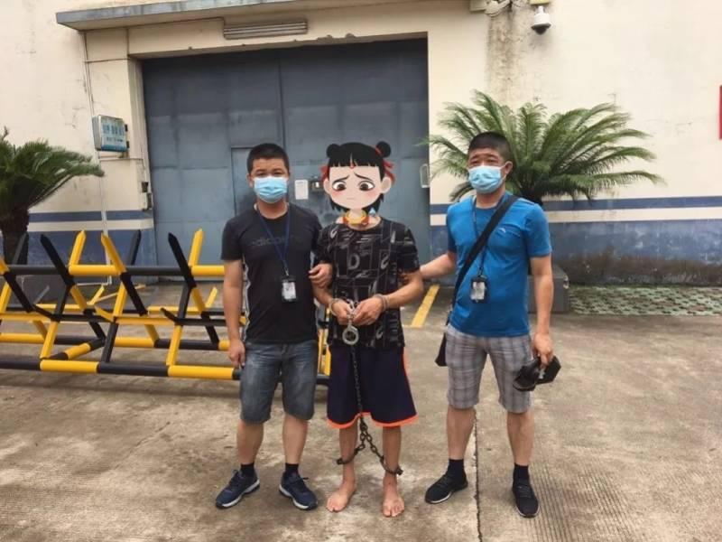 贵州男子在潮州鞋厂打死人后潜逃14年!警方千里