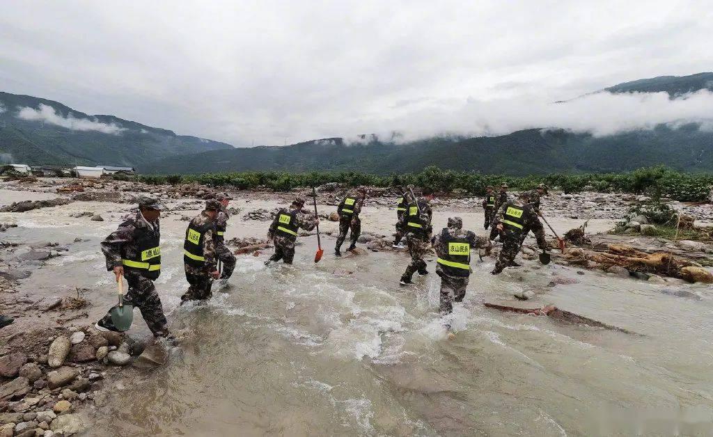 揪心!四川冕宁特大暴雨已致16人遇难6人失联