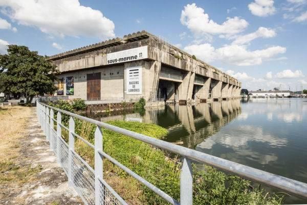 『保罗·克利』二战潜艇基地变身最大数字展馆,再现克里姆特与保罗·克利