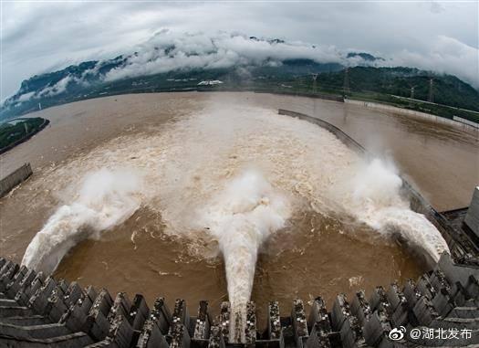 长江委下发调度令:暂时调减三峡水库下泄流量