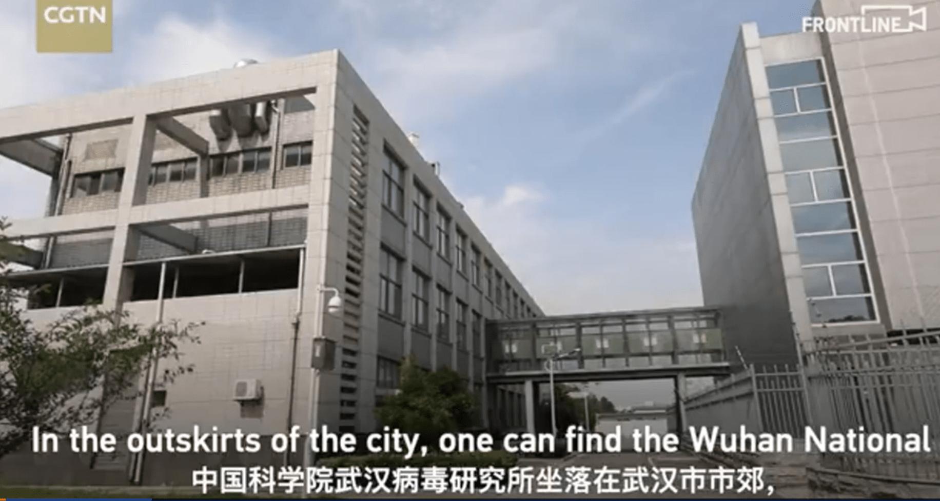 武汉国家生物安全实验室到底有多安全?CGTN探访:没有得到许可,一只蚊子都飞不进去