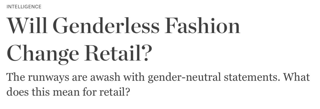 """""""中性风女孩""""之后,聊聊""""无性别时尚"""":Ezra·Miller、周震南 """"女装""""男孩们也有风情万种"""