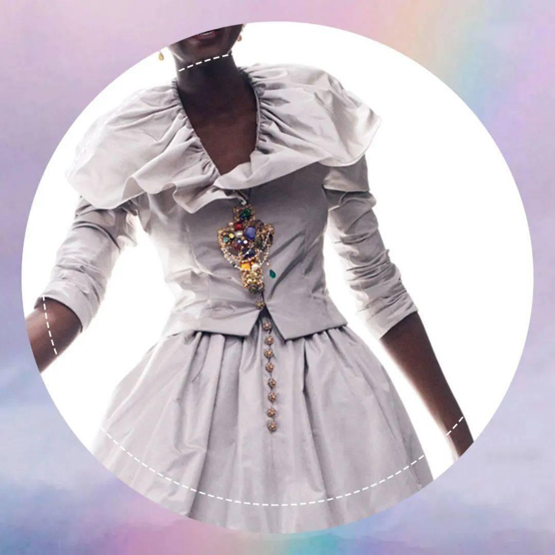 穿着香奈儿高定的朋克公主 可否邀请你跳支舞?