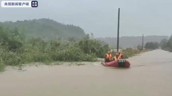 江西景德镇发布洪水红色预警,启动防汛Ⅱ级应急响应