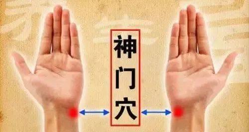 健康|按摩手腕上这个穴位,调理疾病!几秒钟学会!