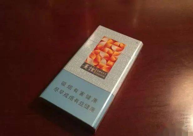 中国口感最好的五种上等香烟。