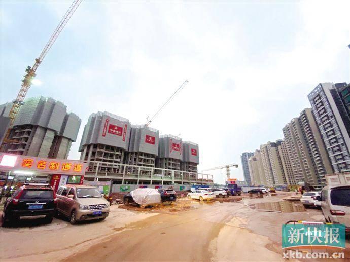 广州上半年土拍吸金破千亿元未来中心区高端产品越来越多
