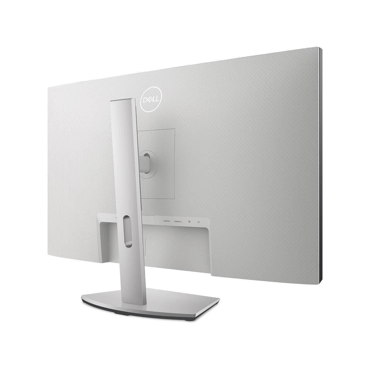 戴尔推出 S2721Q 显示器:4K HDR,自带扬声器
