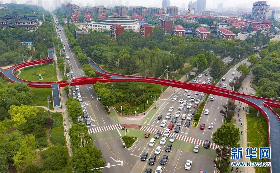 河北唐山:超级绿道试运行