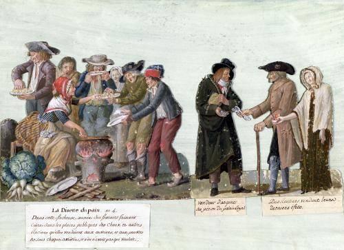 法国大革命周年纪念   国王在悬崖边跳舞,平民无意反抗