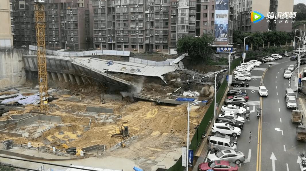 3人死亡!广西、四川连发2起基坑坍塌事故