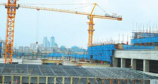 """哈尔滨新区""""大科学计划""""的加速推进 哈尔滨市群力新区安置工程"""