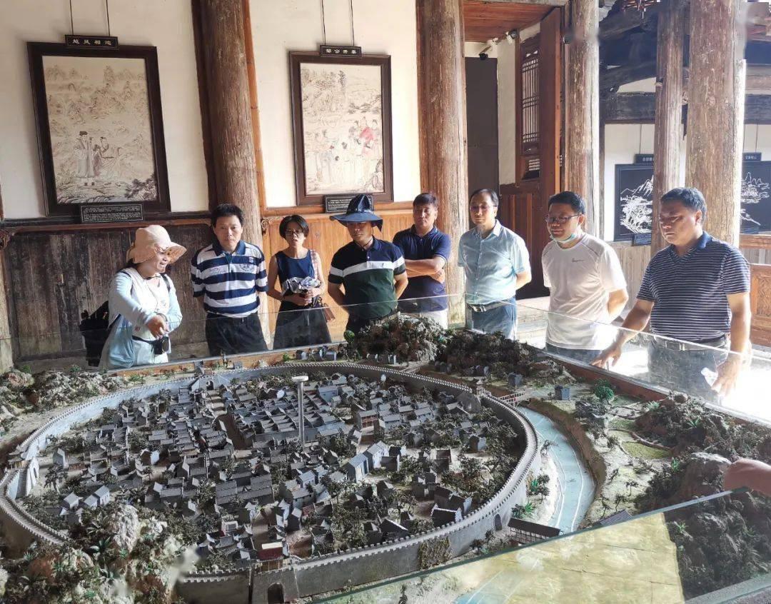 县旅游项目建设指