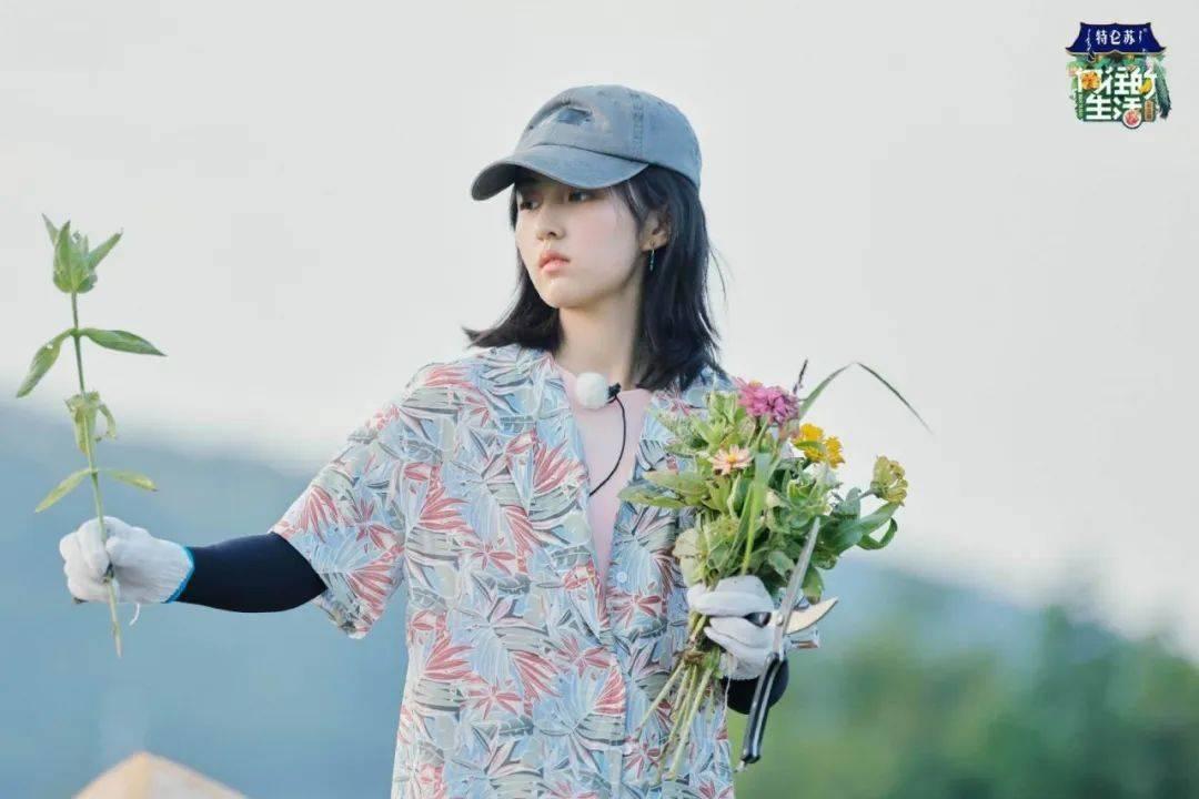 欧阳娜娜 × 张子枫 向往的生活